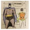 Batman & Robin I'm Bigger zoom