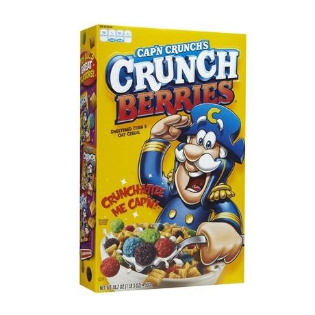 Cap'n Crunch Berries
