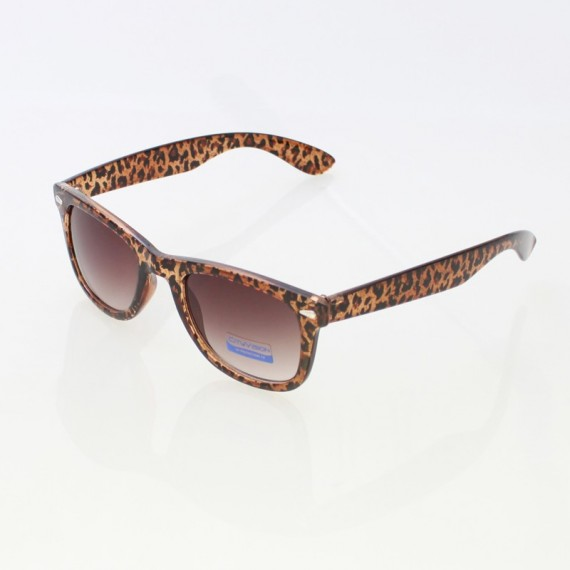 Lunettes Soleil Leopard Standard