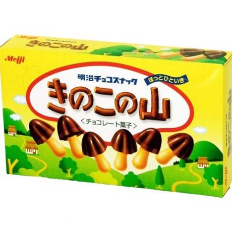 Kinoko No Yama Chocolat