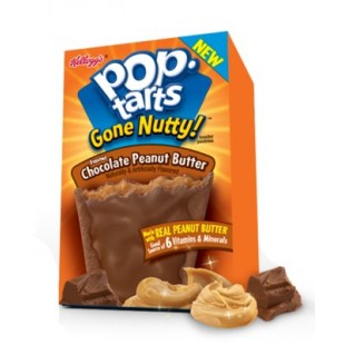 Pop Tarts Chocolate & Peanut Butter