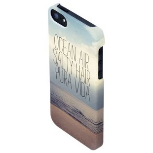 Coque Iphone 5 Ocean Air Salty Air Pura Vida