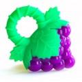 Raz Grape, anneaux de dentition