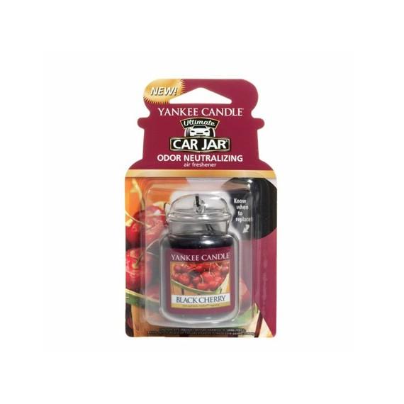 Yankee Candle Ultimate Car Jar Black Cherry