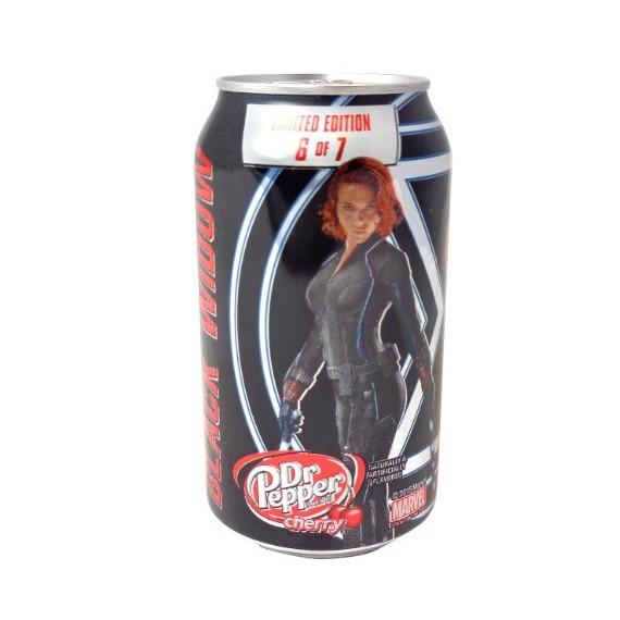 Dr Pepper Cherry Avengers