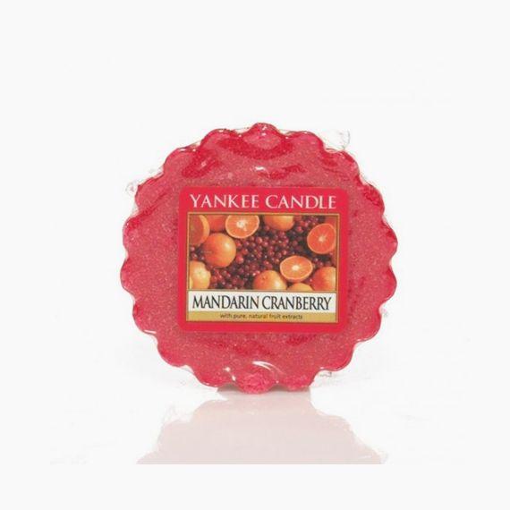 Tartelette Mandarin Cranberry Yankee Candle