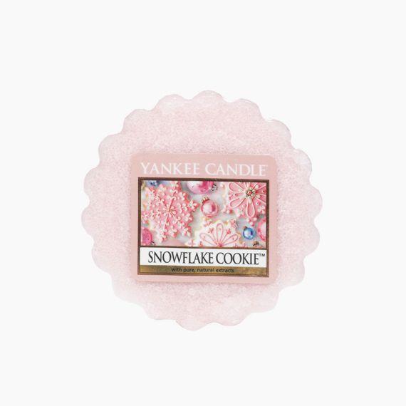 Tartelette Snowflake Cookie Yankee Candle