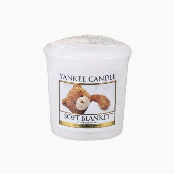 Yankee Candle Votive Soft Blanket