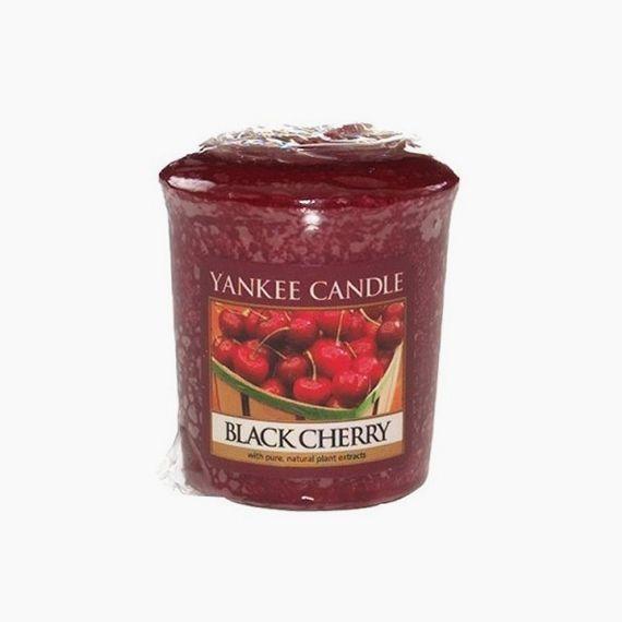 Yankee Candle Votive Black cherry
