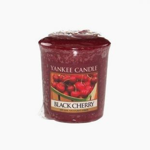 Yankee Candle Votive Black cherry