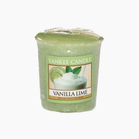 Yankee Candle Votive Vanilla Lime
