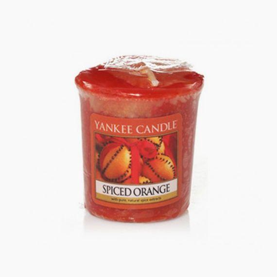 Yankee Candle Spiced Orange votive