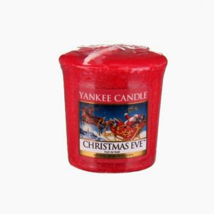 Yankee Candle Christmas Eve votive