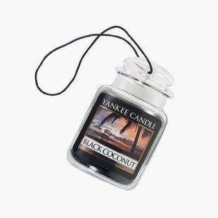 Yankee Candle Ultimate Car Jar Black Coconut