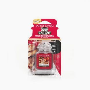 Yankee Candle Ultimate Car Jar Sparkling Cinnamon