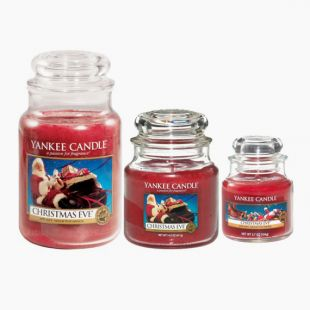Yankee Candle Christmas Eve  Bougie Jarre