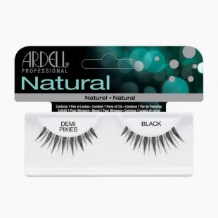Faux Cils Natural DEMI PIXIES BLACK