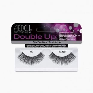 Faux Cils Double Up 204 BLACK