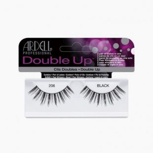 Faux Cils Double Up 206 BLACK