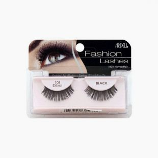 Fashion Lashes Ardell 101 Demi Bkack