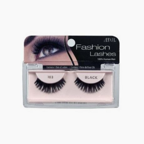 Faux cils Fashion Lashes 107 BLACK