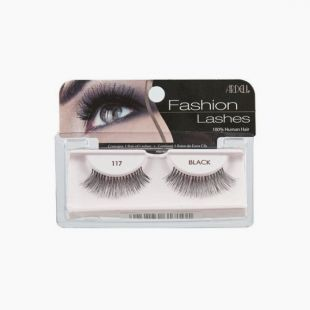 Faux Cils Fashion Lashes 117 BLACK
