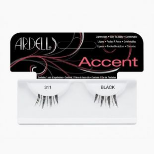 Faux Cils Accent Lashes 311 BLACK