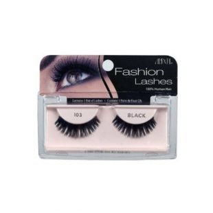 Faux Cils Fashion Lashes 108 BLACK