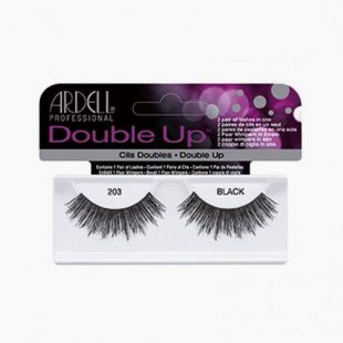 Faux Cils Double Up 203 BLACK