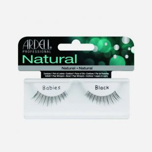 Faux Cils Natural BABIES BLACK