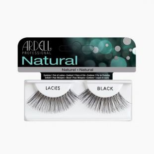 Faux Cils Natural LACIES BLACK