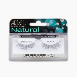 Faux Cils Natural SWEETIES BLACK