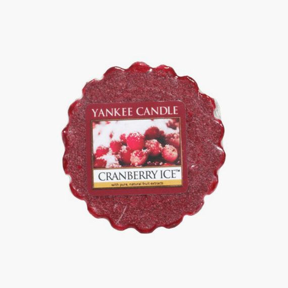 Cranberry Ice Tartelette Yankee Candle