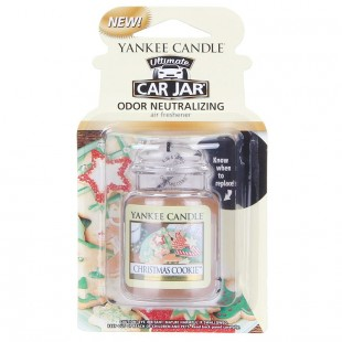 Yankee Candle Ultimate Car Jar Christmas Cookie