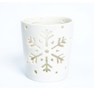 Support Votive Winter Flurries Yankee Candle