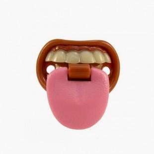 Tétine Tongue Attitude Cometeshop