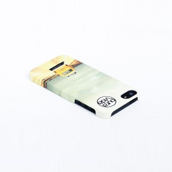 Coque iPhone 5 Pura Vida Van