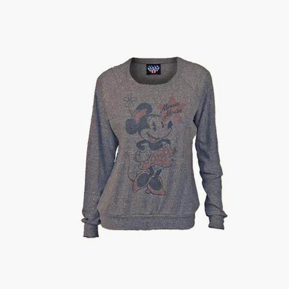 sweat-shirt-minnie-mouse
