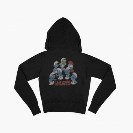 smurf-group-hoodie-by-junk-food-