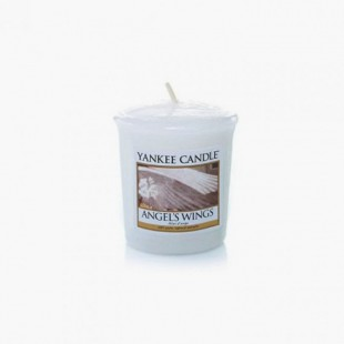 Angel Wings Votive Yankee Candle