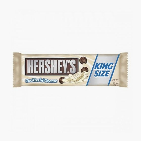 Cookies & Cream King Size
