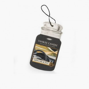 Yankee Candle New Car Scent Classic Car Jar