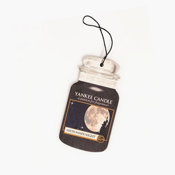Yankee Candle Midsummer's Night Classic Car Jar