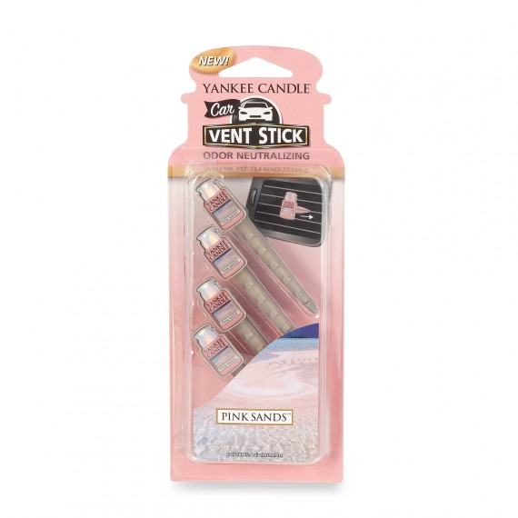 Pink Sands Vent Stick Neutraliseur Yankee Candle