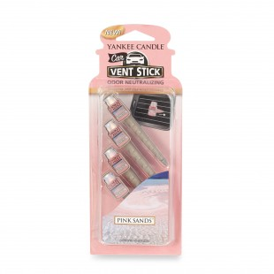 Pink Sands Vent Stick Neutraliseur Yankee Candle