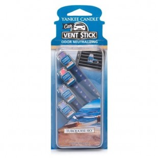 Turquoise Sky Vent Stick Neutraliseur Yankee Candle