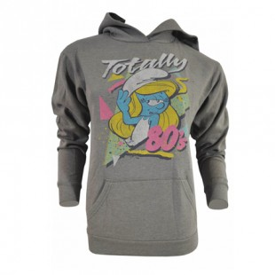 Smurfette Totally 80's Hoodie