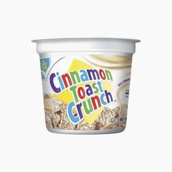 Cinnamon Toast Crunch Cup