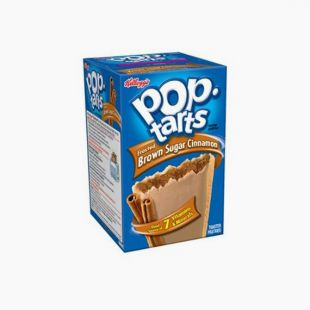 Pop Tarts brown Sugar cinnamon 4