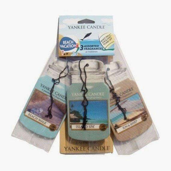 Beach Vacation Classic Car Jar Bonus Pack